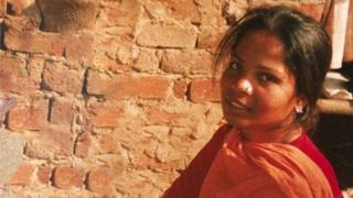 Asia Bibi file photo