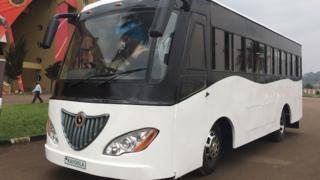 Kayoola bus