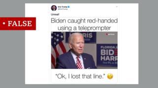 Eric Trump false tweet