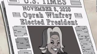 Oprah fit be US President for 2020