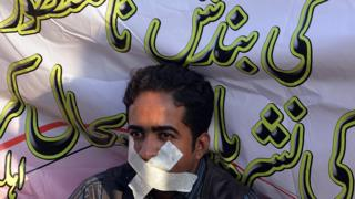 صحافی احتجاج