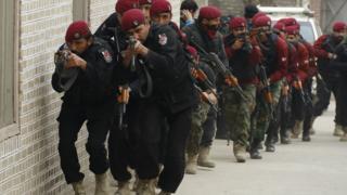 L'opération a été lancée après l'attentat-suicide de jeudi