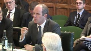 Oliver Griffiths, a senior official at the Department for International Trade