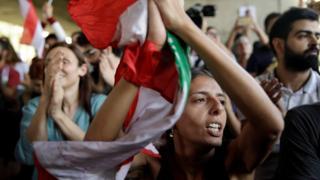молодые люди в бейруте