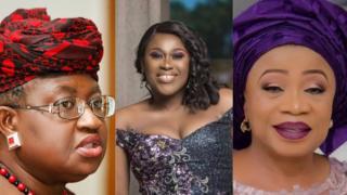 Okonjo-Iweala, Uche Jombo, Angela Johnson