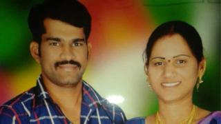 Swati and Sudhakar Reddy