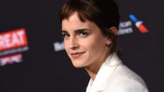 "Emma Watson attends ""The Circle"" Paris Photocall at Hotel Le Bristol"