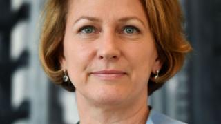 Dame Inga Beale, chief executive of Lloyds of London