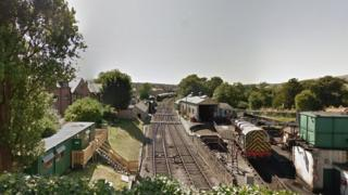 Swanage Railway from Northbrook Road
