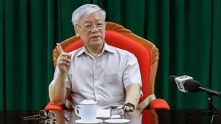Chủ tịch nước, Tổng Bí thư Nguyễn Phú Trọng