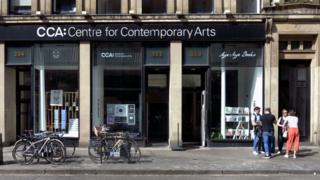 Glasgow's Centre for Contemporary Arts