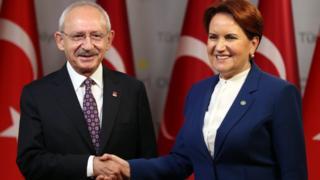 Kemal Kılıçdaroğlu Meral Akşener