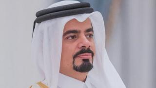 الصحفي القطري عبدالله العذبة
