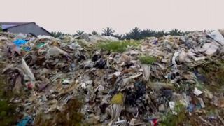 મલેશિયામાં પ્લાસ્ટિક