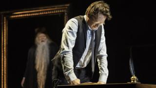 Jamie Parker in Harry Potter and the Cursed Child