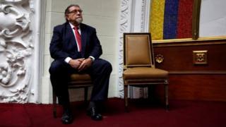 روی پریرا سفیر برزیل قبلا از کاراکاس اخراج شده بود