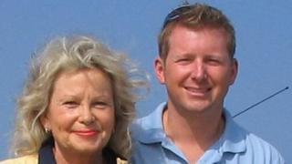 Giles Corbin and Felicity Corbin-Wheeler