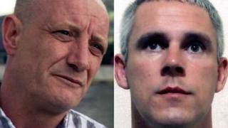 Paul Massey and John Kinsella