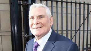 Pastor James McConnell denies two charges relating to a sermon he gave in a church last year