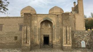 Магоки-Аттари мечити бүтүндөй Борбор Азиядагы эң байыркы мечиттердин бири болушу мүмкүн.