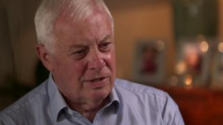 Lord Patten chaired the now-defunct BBC Trust until 2014