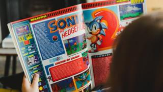 Sonic 2 review in Mean Machines magazine