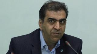 مهرداد پهلوانزاده رییس فدراسیون شطرنج ایران