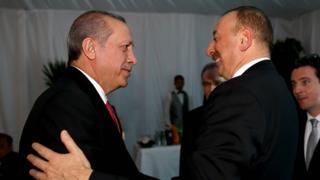 İlham Əliyev, Recep Tayyip Erdoğan, Türkiyə, Azərbaycan