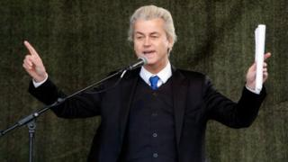 Geert Wilders wuxuu hogaamiyaa xisbiga xuriyadda