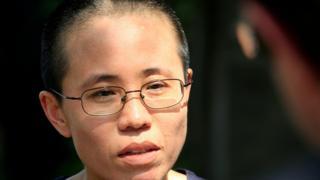 Liu Xia, Cina
