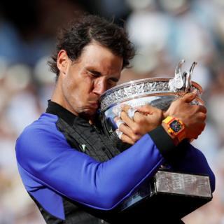 Rafael Nadal gana el Roland Garros