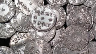 gümüş para