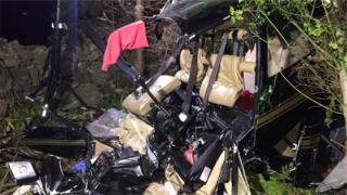 Carlingford helicopter crash