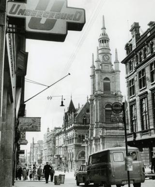 Buchanan Street in 1964