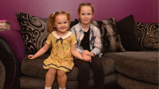 Aoibhe,7 and Meabh O'Donnell,3