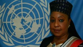 Fatma Samba Diouf
