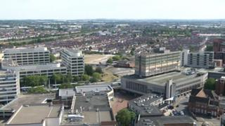 Swindon skyline