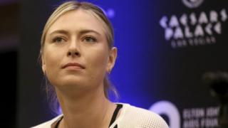莎拉波娃将在斯图加特复出参加比赛