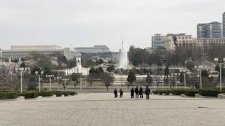 Başkent Pyongyang