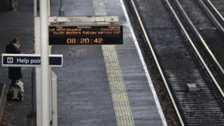 South Western Railway strike: Engineering adds to weekend woe