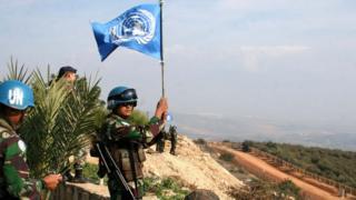 миротворець ООН