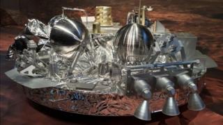 Mars yüzeyindeki araştırma için uzay aracı Schiaparelli'nin gönderilişi