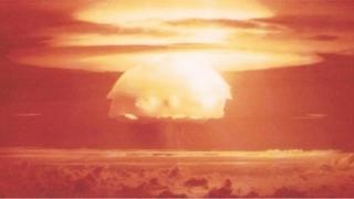 ядерное испытание