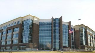 William A. Jones III Building on Joint Base Andrews in Maryland, USA