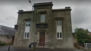 The Box in Cumnock