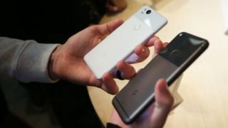 गुगलचे नवीन पिक्सल स्मार्टफोन