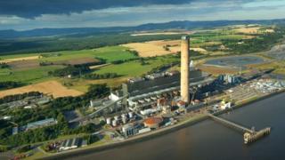 Longannet Power Station