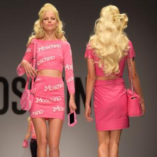 Why Warhol painted Barbie
