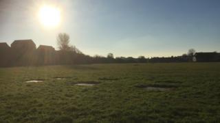 Llanerch fields