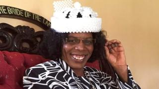 Apostle Darlan Rukih is one of just a handful of Kenyans who publicly identifies as intersex